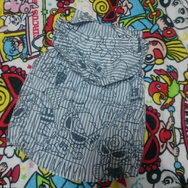HYSTERIC MINI(ヒステリックミニ)のベスト♡80 キッズ/ベビー/マタニティのベビー服(~85cm)(シャツ/カットソー)の商品写真