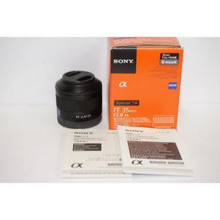 SONY - ソニー Sonnar T FE35mm F2.8ZA SEL35F28Z 美品