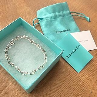 ティファニー(Tiffany & Co.)のティファニー ハードウェア ブレスレット(ブレスレット)