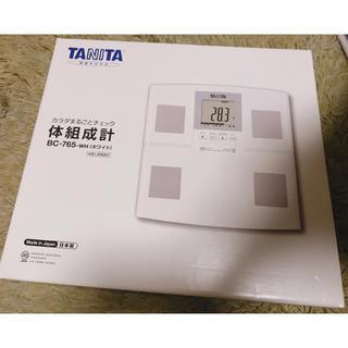 タニタ(TANITA)のタニタ 体重計 BC765(体重計)