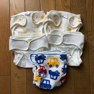 Nishiki Baby - オムツカバー   サイズ50. 50〜60