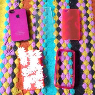 iPhone4Sケース(モバイルケース/カバー)
