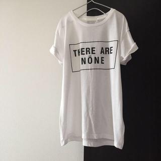 ジーナシス(JEANASIS)のジーナシス 白T(Tシャツ(半袖/袖なし))