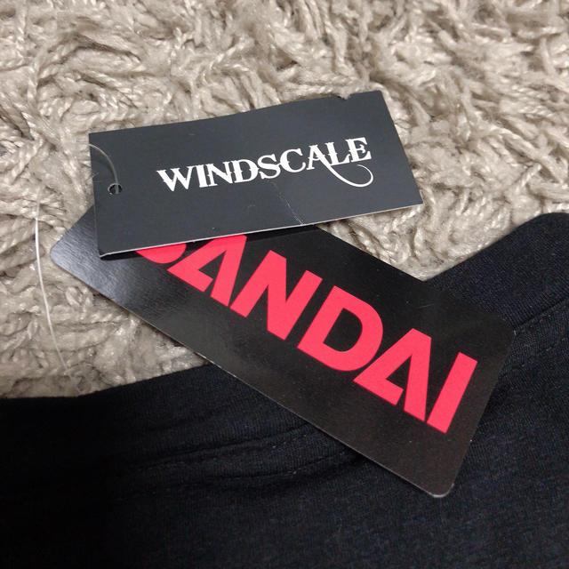 BANDAI(バンダイ)の新品未使用♡仮面ライダーダブル☆NEVER メンズのトップス(Tシャツ/カットソー(半袖/袖なし))の商品写真