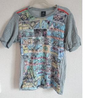 アディダス(adidas)の【お値下げしました】adidas Tシャツ(Tシャツ/カットソー(半袖/袖なし))