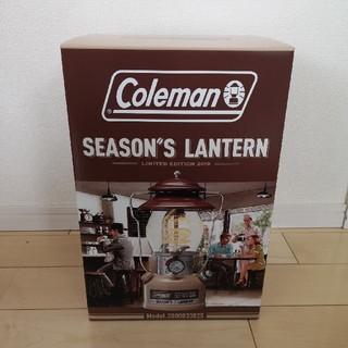 Coleman - 新品シーズンズランタン 2019