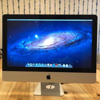 Mac (Apple) - 025【激安‼︎在庫処分セール品】 imac Mid2011年 21.5inch
