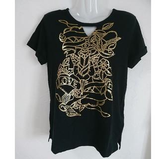 ズンバ(Zumba)のズンバ ZUMBA XS Vネックシャツ(ダンス/バレエ)