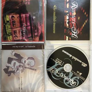 ハイスタンダード(HIGH!STANDARD)の廃盤CD/RUNNERS-Hi/3枚セット(ポップス/ロック(邦楽))