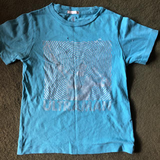 ジーユー(GU)のGU 110 ウルトラマン Tシャツ(Tシャツ/カットソー)