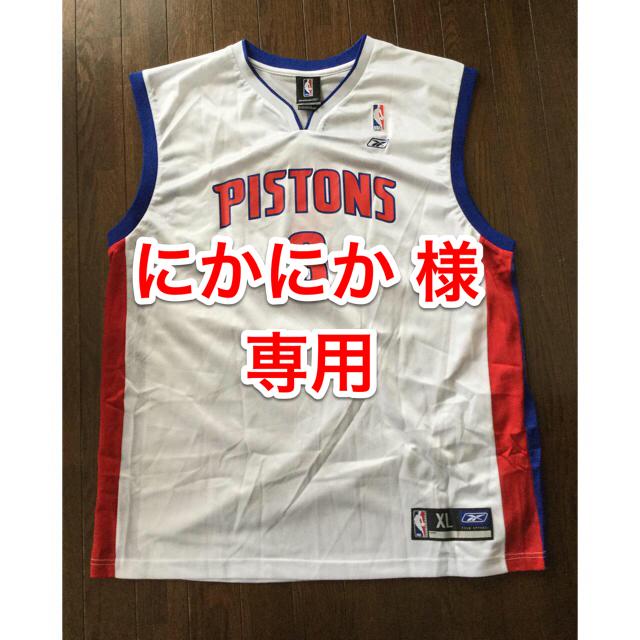 Reebok - NBA ベン・ウォレスジャージーの通販 by かずまる's shop ...
