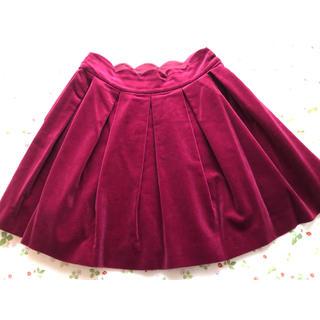 ジェーンマープル(JaneMarple)のジェーンマープル スカート(ひざ丈スカート)