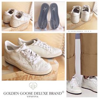 ゴールデングース(GOLDEN GOOSE)のセール☆36◇GOLDEN GOOSE ゴールデングース BALLSTAR(スニーカー)