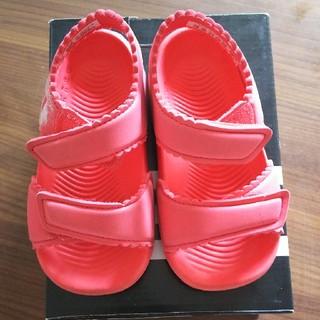 アディダス(adidas)のadidasキッズサンダル(サンダル)