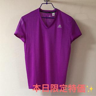 アディダス(adidas)の週末限定特価✨アディダス Tシャツ  レディース(ウェア)