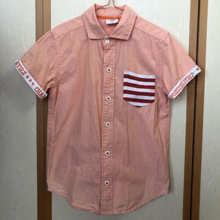 ドンキージョシー(Donkey Jossy)のドンキージョシー 半袖 ボタンシャツ (Tシャツ/カットソー)