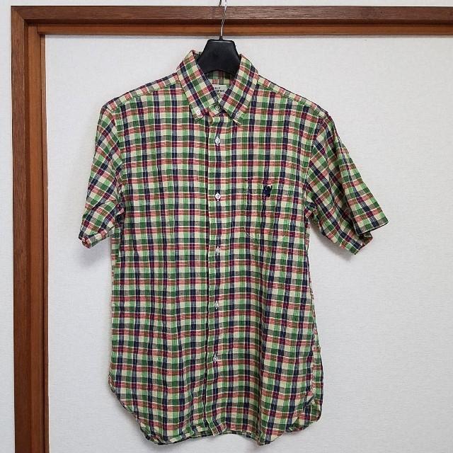 coen(コーエン)のcoen コーエン メンズ 半袖シャツ メンズのトップス(Tシャツ/カットソー(半袖/袖なし))の商品写真