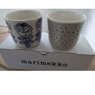marimekko - ☆マリメッコ ラテマグ☆プケッティ&ヴィヒキルース♪新品
