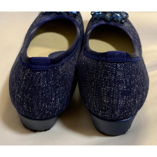 velikoko(ヴェリココ)の★サイズ小さい方 velikoko★20.5cm フォーマルパンプス★お子様OK レディースの靴/シューズ(ハイヒール/パンプス)の商品写真