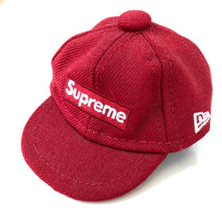 Supreme - Supreme×NEW ERA box logoベースボールキャップキーチェーン