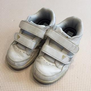 アディダス(adidas)のadidas アディダス スニーカー ベビー 14(スニーカー)