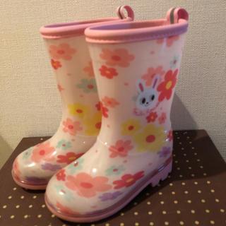 ミキハウス(mikihouse)のミキハウス プッチー&うさこ レインブーツ(長靴/レインシューズ)