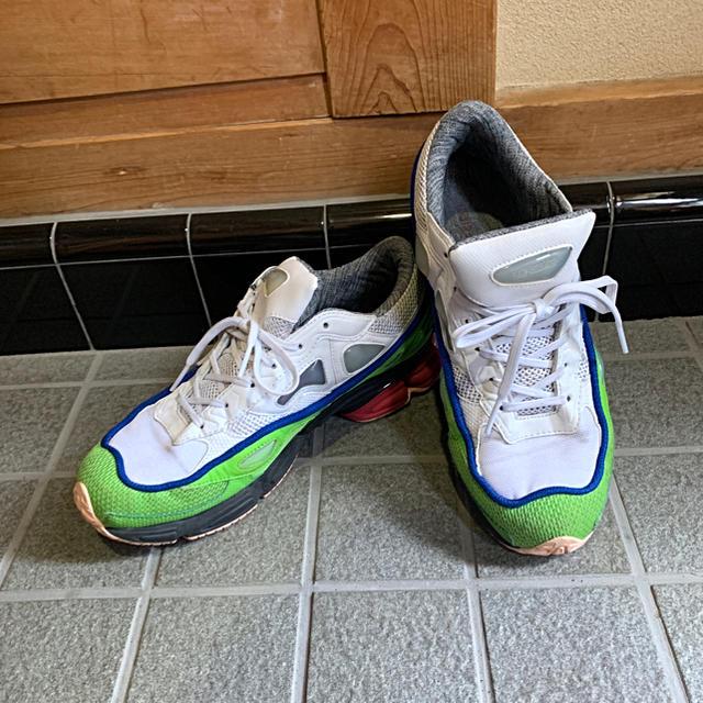 RAF SIMONS(ラフシモンズ)のアディダス ラフシモンズ オズウィーゴ メンズの靴/シューズ(スニーカー)の商品写真