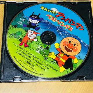 アンパンマン(アンパンマン)のアンパンマン ベストソングス CD(アニメ)