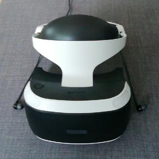 プレイステーションヴィーアール(PlayStation VR)の【新品同様】PlayStationVR CUHJ-16003 Camera同梱版(家庭用ゲーム機本体)