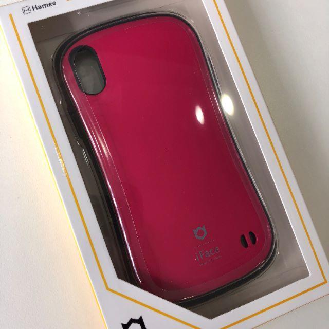 ヴィトン iphonex ケース レディース / XR専用 iFace First Classケースホットピンクの通販 by ビビッド  |ラクマ