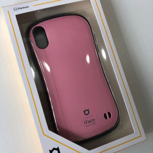 XR専用 iFace First Classケース ベビーピンクの通販 by ビビッド  |ラクマ