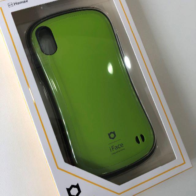 XR専用 iFace First Classケース グリーンの通販 by ビビッド  |ラクマ