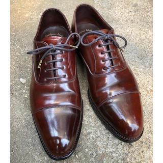 オールデン(Alden)のカルミナ コードバン 靴 6 ストレートチップ オールデン好きに(ドレス/ビジネス)