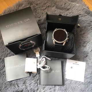 ディーゼル(DIESEL)のDIESELスマートウォッチ 時計美品(腕時計(デジタル))