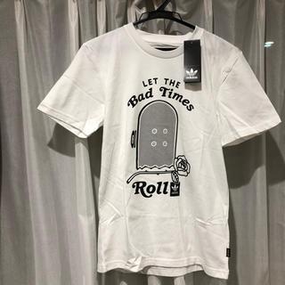 アディダス(adidas)の新品 アディダスオリジナルス  ROLL Tシャツ 定価3985(Tシャツ/カットソー(半袖/袖なし))