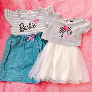 バービー(Barbie)のバービー♡ワンピースset(ワンピース)