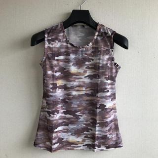 キットソン(KITSON)のキットソン タンクシャツ ブラウンL 定価5060円(ウェア)