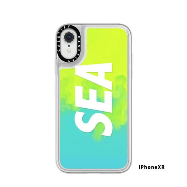 グッチ iphone7 カバー 三つ折 | Ron Herman - wind and sea iPhone case XRの通販 by surfpreme's shop|ロンハーマンならラクマ