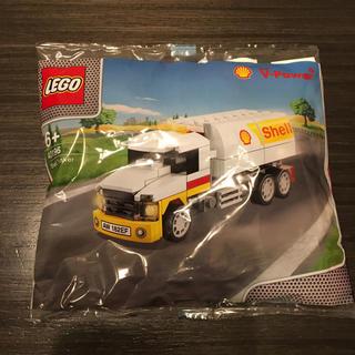 レゴ(Lego)のレゴ LEGO SHELL石油 限定品(模型/プラモデル)