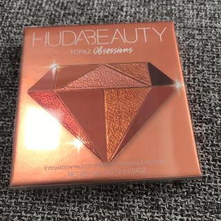 Sephora - Huda Beauty TOPAZ アイシャドウパレット新品