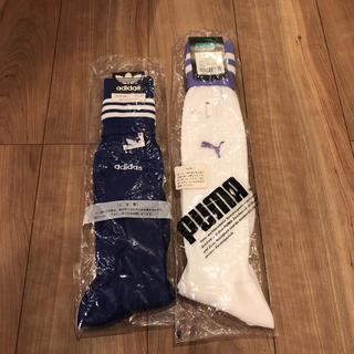 アディダス(adidas)のサッカー フットサル ソックス アディダス プーマ(その他)