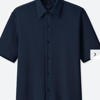 ユニクロ(UNIQLO)のユニクロ トーマスマイヤー エアリズムフルオープンポロシャツ XL 新品未使用 (シャツ)