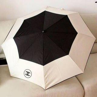 7515d9fe4171 シャネル ブラック 日傘/雨傘の通販 18点 | CHANELのレディースを買う ...
