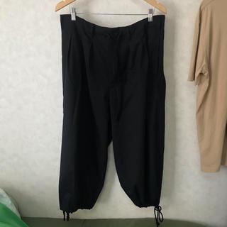 Yohji Yamamoto - ground y ヨウジヤマモト バルーンパンツ