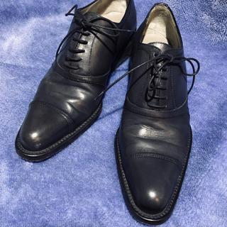 プラダ(PRADA)のPRADA 古着屋購入ドレスシューズ 36 1/2(ローファー/革靴)