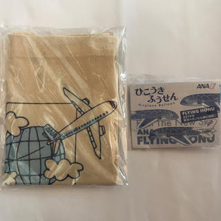 ANA(全日本空輸) - ✈️ANA✈️ オリジナルエコバッグとひこうきふうせん