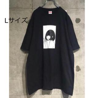ヨウジヤマモト(Yohji Yamamoto)の Lサイズ  夕海×0.14 Tシャツ(Tシャツ/カットソー(半袖/袖なし))
