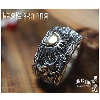 ジナブリング (JINA BRING) リング 指輪  平打ちリング (リング(指輪))
