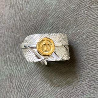 ゴローズ(goro's)のケンキクチ  フェザーリング(リング(指輪))