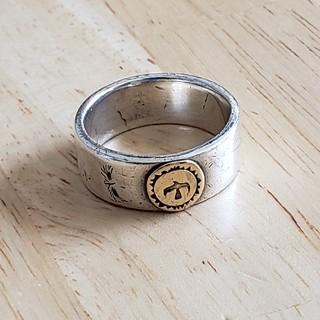 ゴローズオールドタイプ 平打ちリング(リング(指輪))